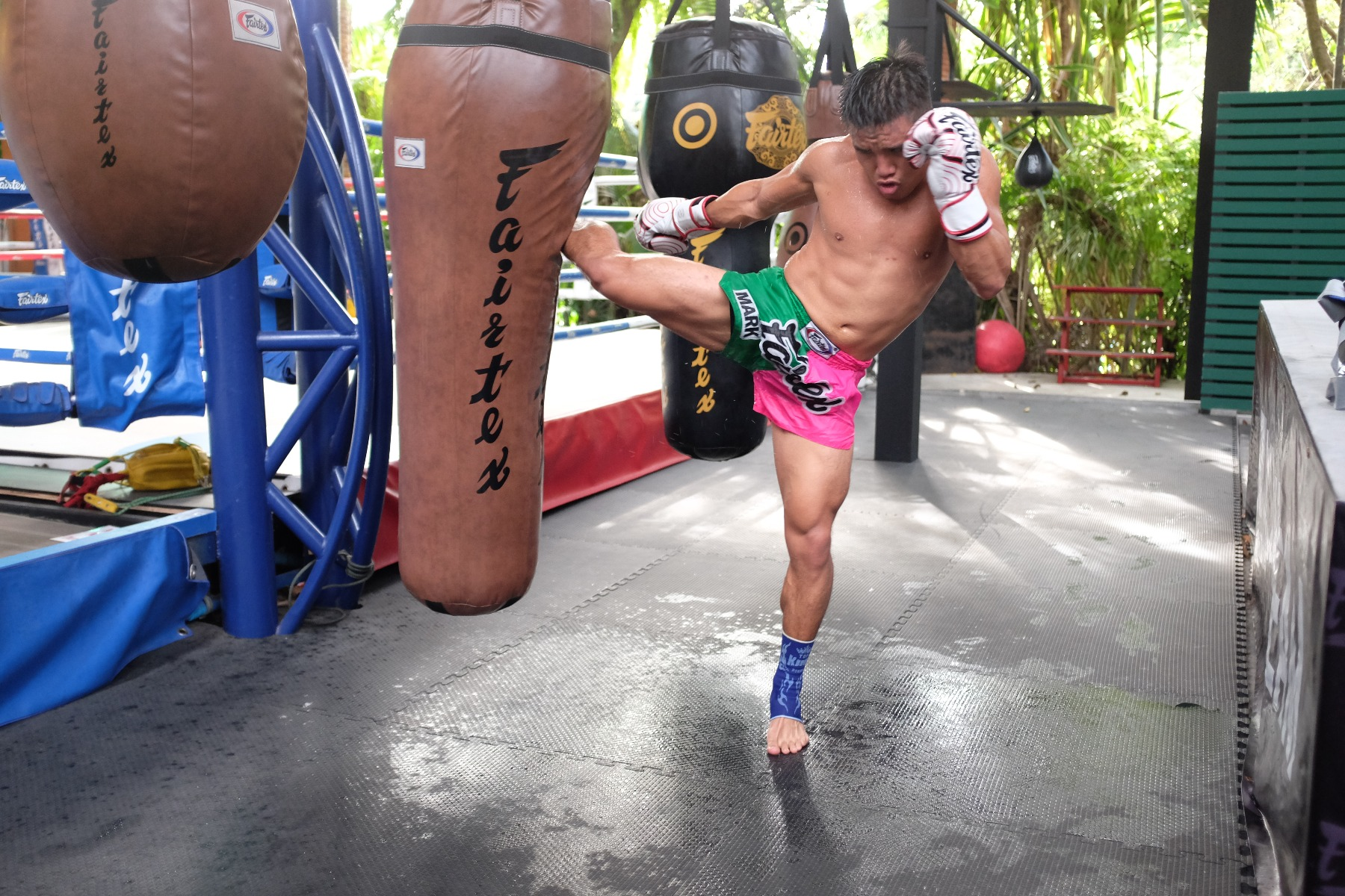 How Muay Thai Can Help You Lose Weight In Short Time